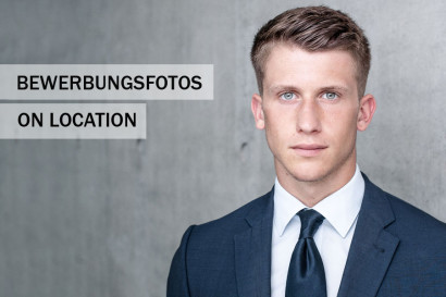 Bewerbungsbilder Outdoor / on location