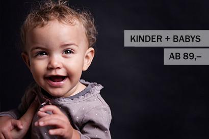 Kinder-Baby-Fotoshooting