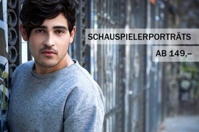 Schauspielerporträts Berlin